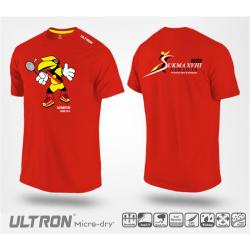 Sukma XVIII T-Shirt (Badminton)