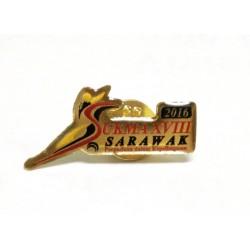 Sukma XVIII Badge