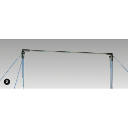 Horizontal Bar - Olympic / F.I.G. Approved